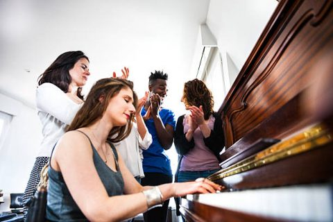 RCM examinations tips for piano exams