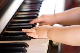 baby piano lessons