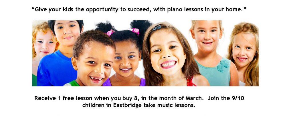 piano lessons eastbridge
