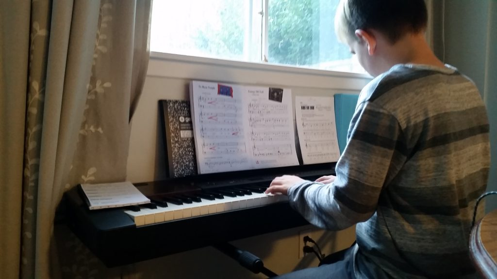 feely piano lessons