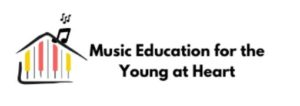 music education for the young at heart